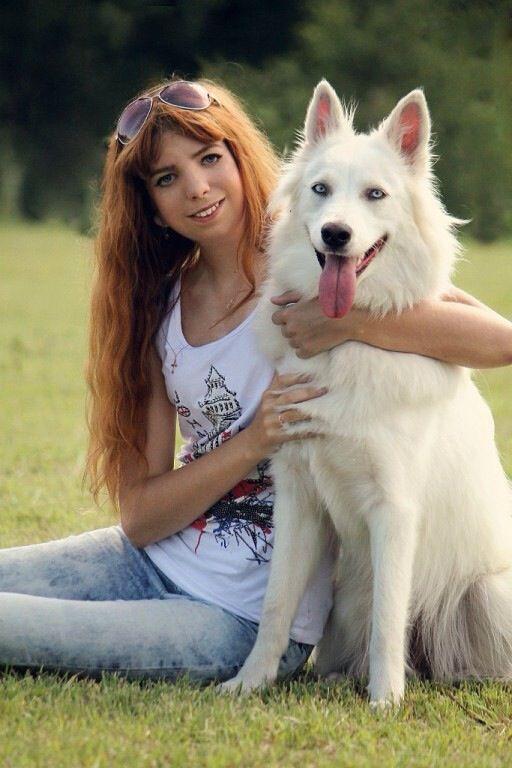 White Siberian Husky Puppies My yakutian laika - Ch...
