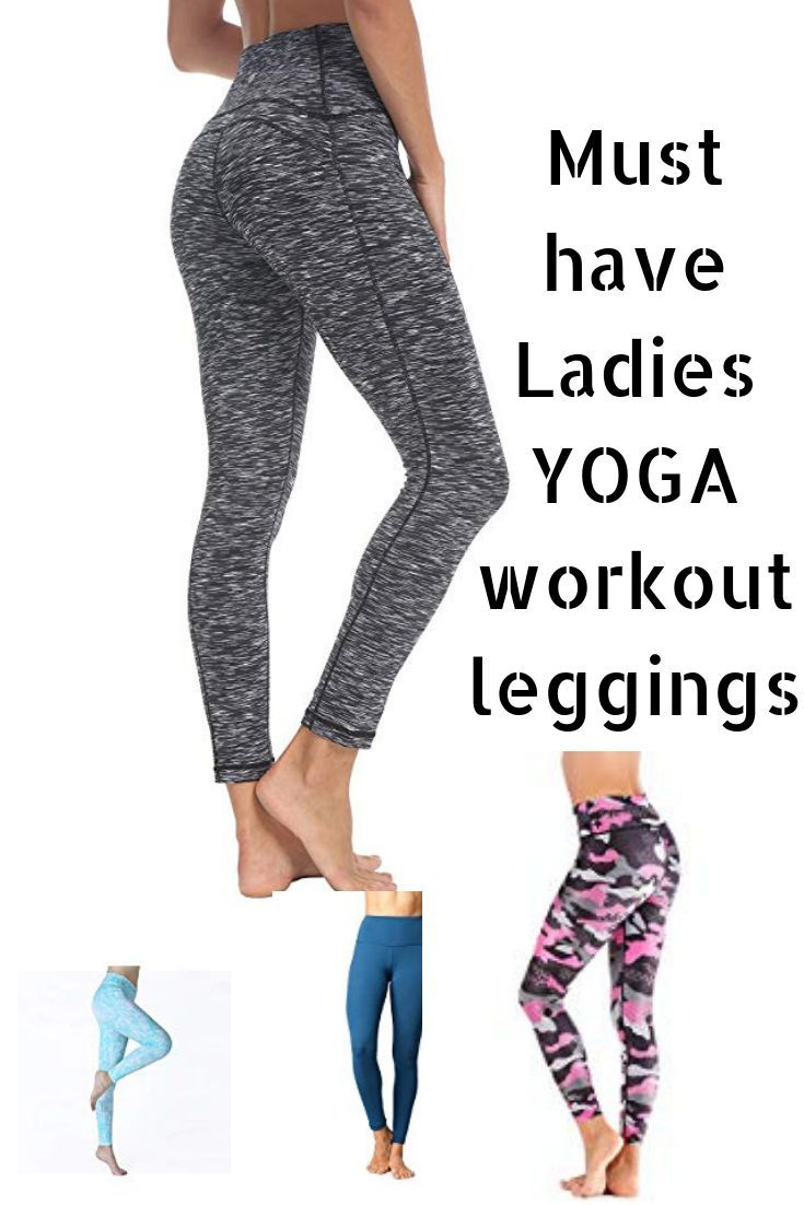 ba86a62a2fac5 Queenie Ke Women Yoga Leggings. Power Flex High Waist Gym Running Tights.  Available in 9 different colors and various sizes #sportswear #workoutwear  ...