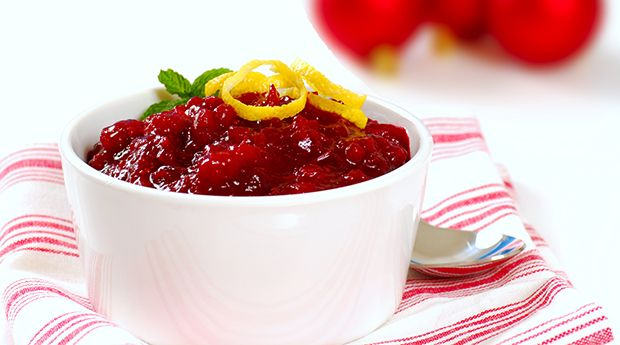 A holiday feast isn't the same without cranberries. Try this healthy cranberry sauce recipe and ditch the canned cranberries!