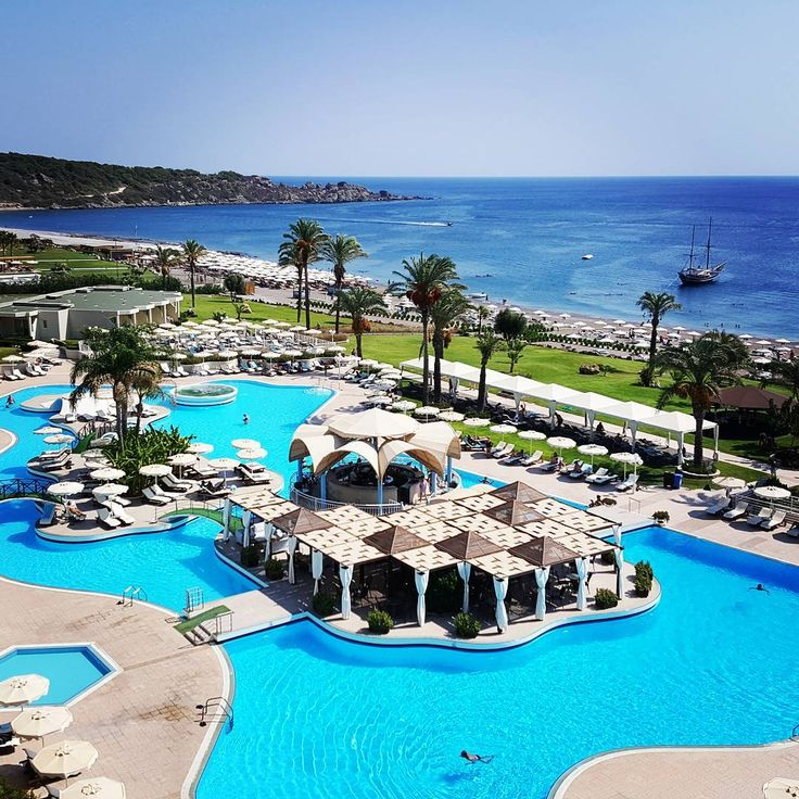 #loma# отпуск#греция #родос #kreikka #rodos #palladium #палладиум #море #солнце…