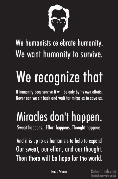 essay on secular humanism