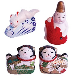 郷土玩具展 – Jouets anciens japonais