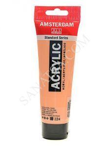 Talens Amsterdam Akrilik Boya 120 ml. 242 Naples Yellow Red