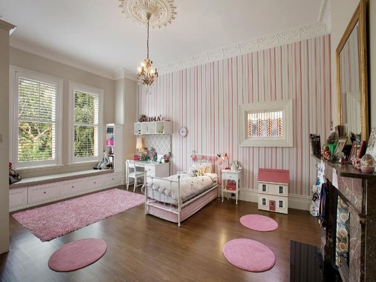 LOVE THE GIRL'S ROOM!