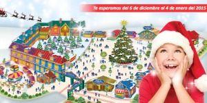 Ven a la Villa Navideña de Plaza Norte