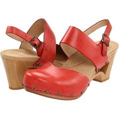 Red dress zappos dansko