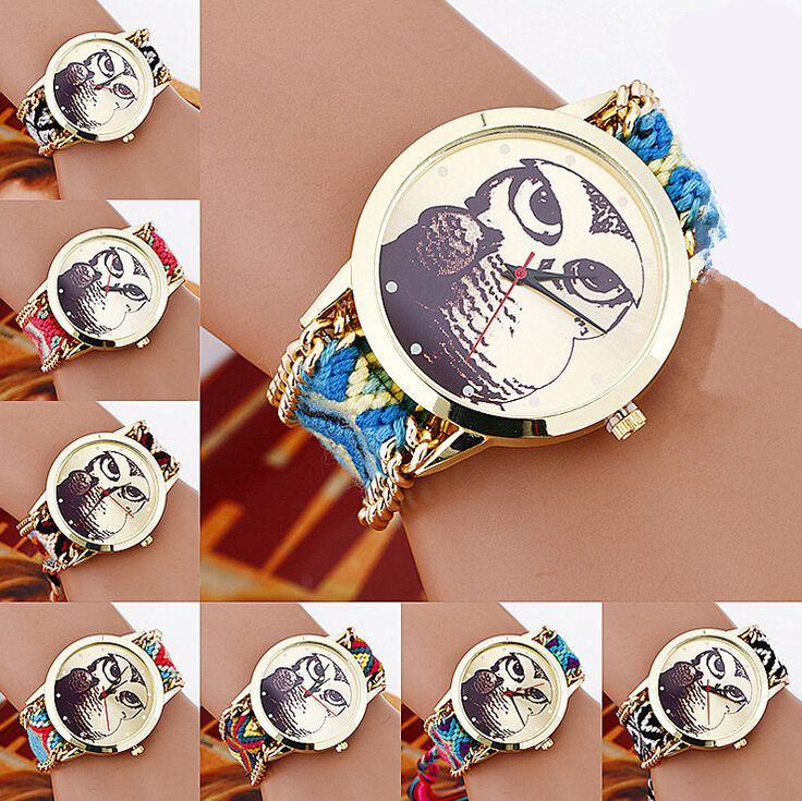 $4.12 (Buy here: https://alitems.com/g/1e8d114494ebda23ff8b16525dc3e8/?i=5&ulp=https%3A%2F%2Fwww.aliexpress.com%2Fitem%2FWomen-Wristwatch-New-Brand-Cute-Owl-Dress-Watch-Handmade-Braided-Friendship-Bracelet-Watch-Ladies-Geneva-Quarz%2F32780241808.html ) Women Wristwatch New Brand Cute Owl Dress Watch Handmade Braided Friendship Bracelet Watch Ladies Geneva Quarz Watch LZ049 for just $4.12