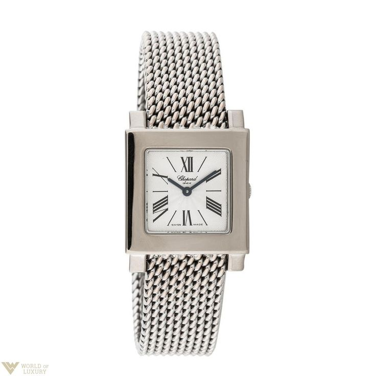 Ladies, this one is for you! Elegant and sophisticated Chopard watch will look just perfect on your wrist http://bit.ly/1lnDDTz