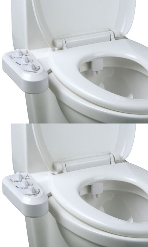 Bidets And Toilet Attachments 101405 Self Cleaning Hot And Cold