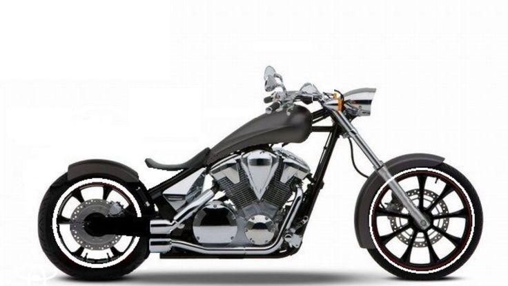 Honda fury bobber concept