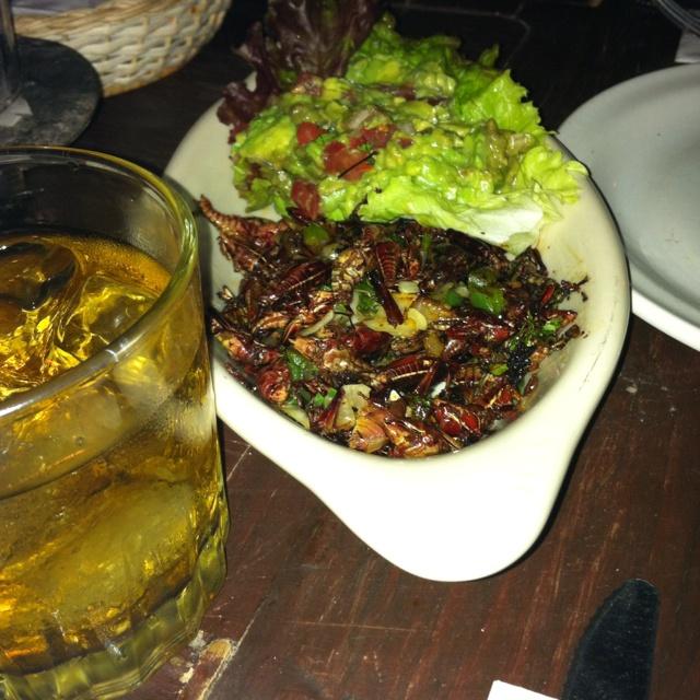 Chapulines oaxaqueños a la mantequilla!!: Tasty Food, Comidas Exoticas, Chapulines Oaxaqueños