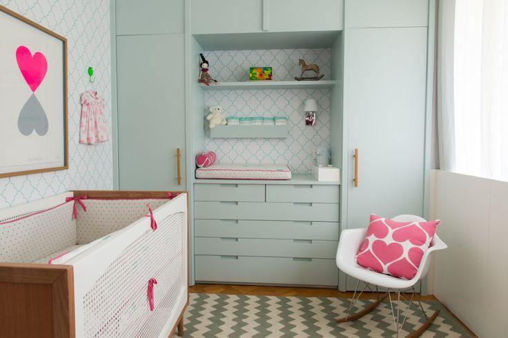 Pin de NaToca.com.br Cadeira e cores do quarto