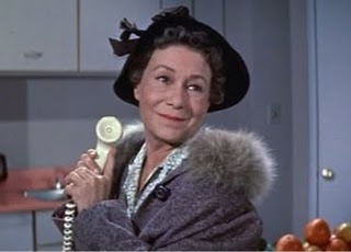 Thelma Ritter made every movie she was ever in. Pillow talk!