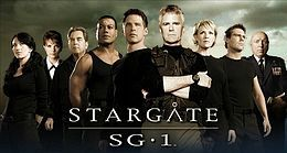 Stargate SG-1, watched it while i was younger and i remember loving it so recently i watched again all seasons and no matter the lack of technology back then i still enjoyed it very much.