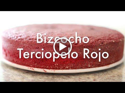 Red Velvet Cake Receta En Espa Ef Bf Bdol