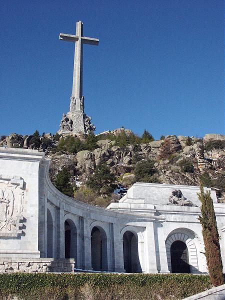 Valle de los Caidos ~  San Lorenzo de El Escorial, Spain