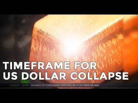 What Is The Timeframe For US Dollar Collapse? Mike Maloney - YouTube.......... Consider protecting yourself with gold Karatbars, 24-karat currency-grade gold bullion, save a gram at a time, affordable and convenient. Gold is the asset that has proven the test of time against inflation & bankruptcy & is accepted all over the world. Karatbars has an Affiliate Program that offers free gold & monetary compensation and make great gifts. For info www.EarnGold4Free.com.