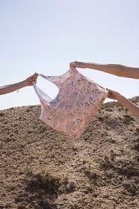 PER—TIM Carry-On Bag - Planet print