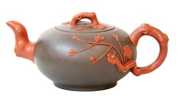 Plum Blossom Teapot