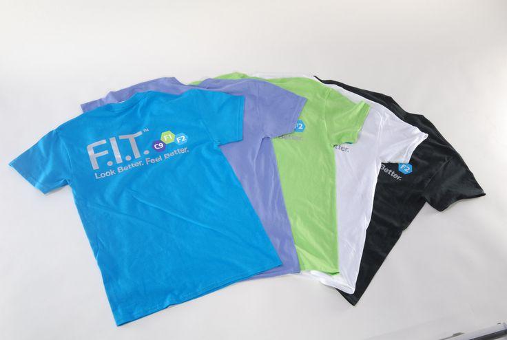 KI351 FIT póló - kerek nyakú unisex
