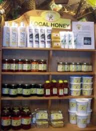 Dickey Bee honey -Honey Product including Hand and body lotions