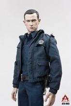 [AP-ATX003] ACPLAY 1:6 Scale US Police Uniform Action Figure Accessory