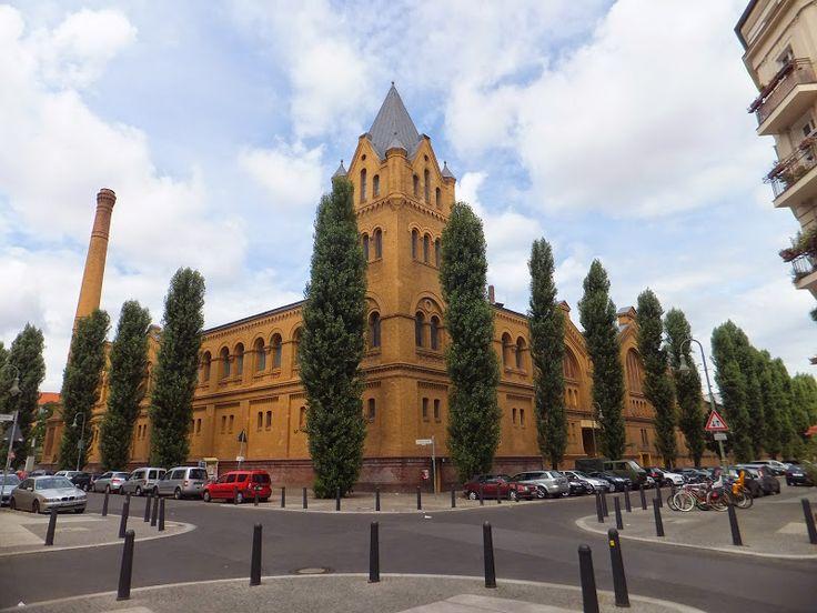 Kulturbraeuerei,  Prenzlauer Berg, Berlin, Elisa N, Blog de Viajes, Lifestyle, Travel