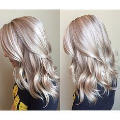 White honey is the hair dye color of the fall.