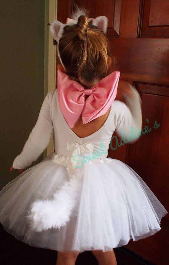 marie aristocat kids costumes diy - Google Search