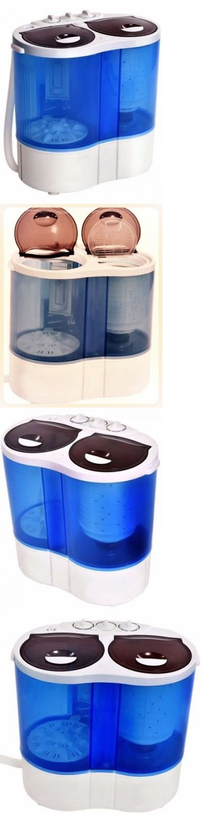 Washer and Dryer Sets 71257: Washing Machine Cleaner Dryer Apartment Washer Combo All In One Portable Spiner -> BUY IT NOW ONLY: $92.67 on eBay!