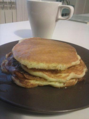 Tortitas americanas new york pancakes para mycook - Pizza mycook ...