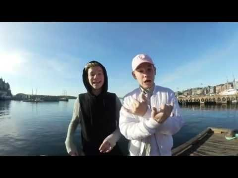 Speed drawing, Marcus and Martinus - YouTube