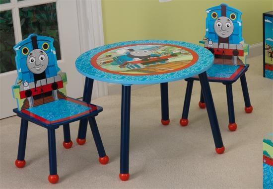 Thomas & Friends Table & Chair Set