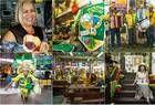 Feira de São Cristóvão adapta festa junina à Copa do Mundo para manter frequentadores