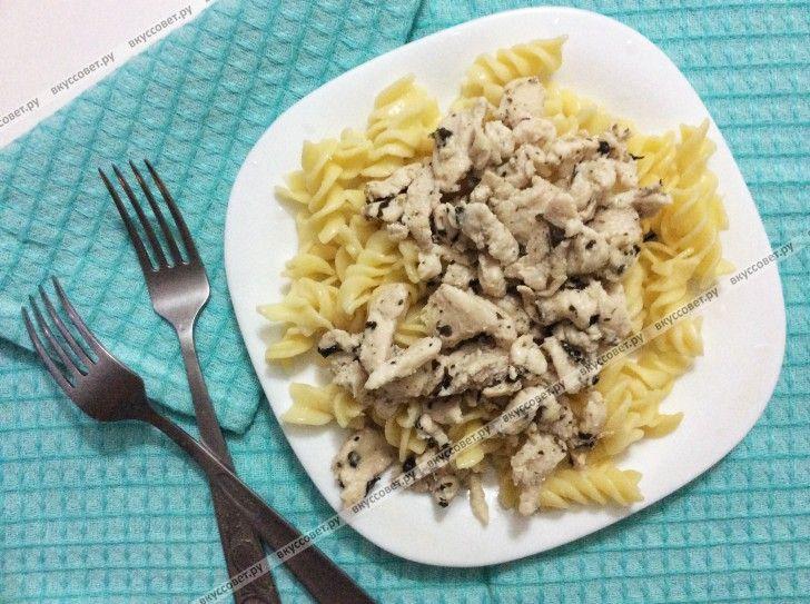 Курица по-итальянски пошаговый рецепт с фото