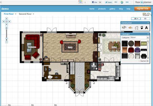 11 best Уютный дом images on Pinterest Cuisine design, Home ideas - logiciel plan de maison
