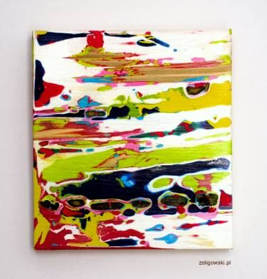 "Saatchi Art Artist Kuba Zeligowski; Painting, ""View"" #art"