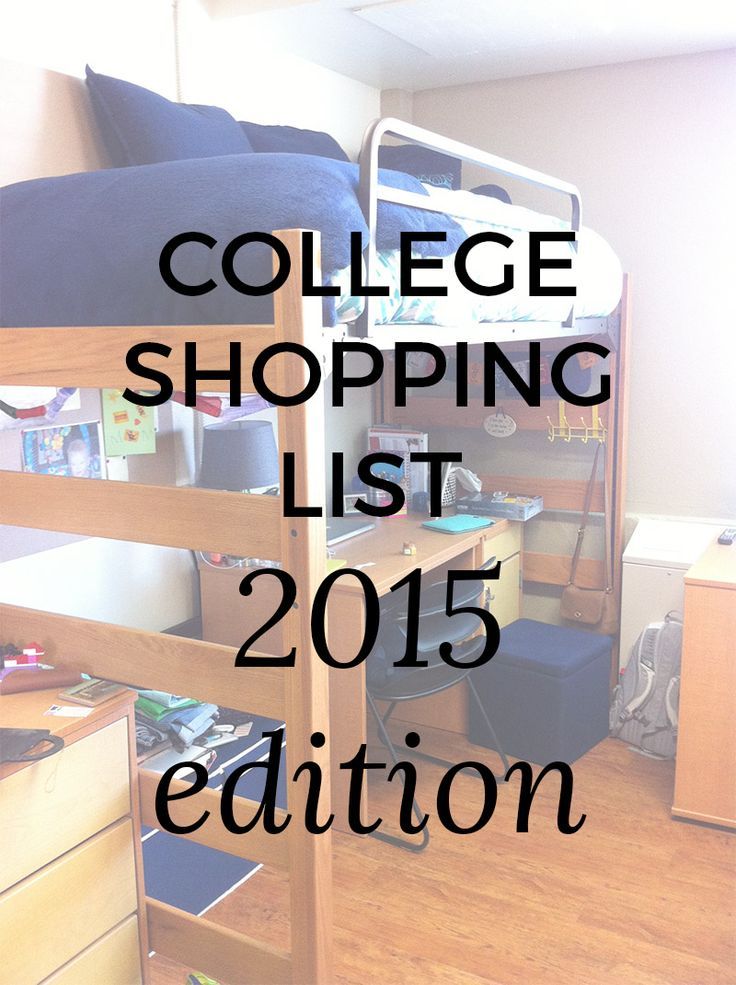 Best 25+ College shopping lists ideas on Pinterest College dorm - shopping lists