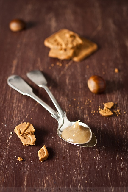 Chocolate, Caramel And Chestnut Verrines