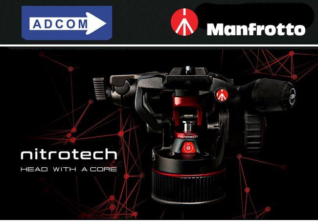 Adcom in collaborazione con Manfrotto ha presentato la nuova testa video fluida Nitrotech N8 Un prodotto rivoluzionario che combina le caratteristiche di maggiore successo dell'assortimento teste video Manfrotto con un meccanismo unico sul mercato e innovativo con pistone ad azoto che garantisce un controbilanciamento continuo. Info: https://www.adcom.it/it/treppiedi-supporti/cavalletti-componenti/teste-fluide/manfrotto-mvhn8ah/p_n_30_114_1024_41325