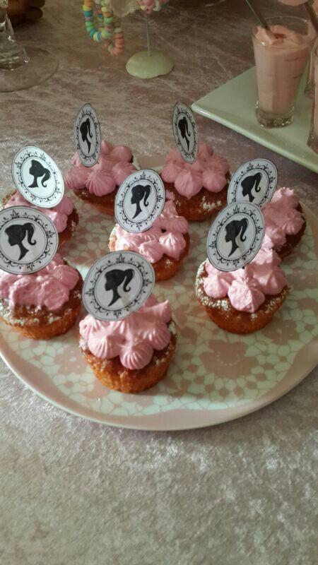 Barbie cuppies