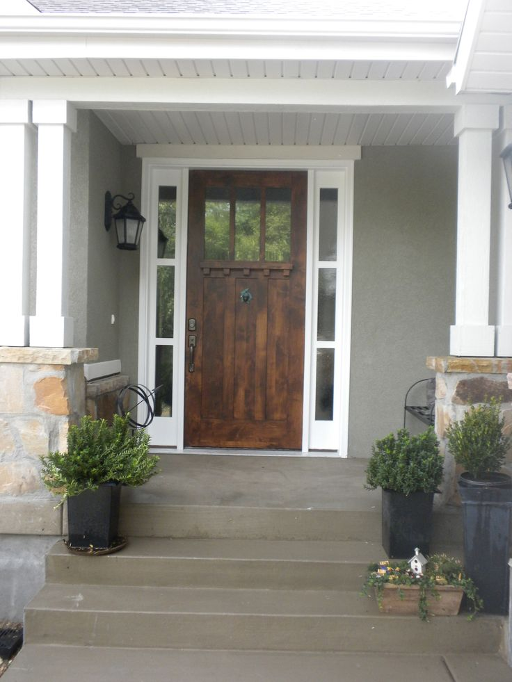 Best 25 grey siding house ideas on pinterest gray - Where to buy exterior doors for home ...