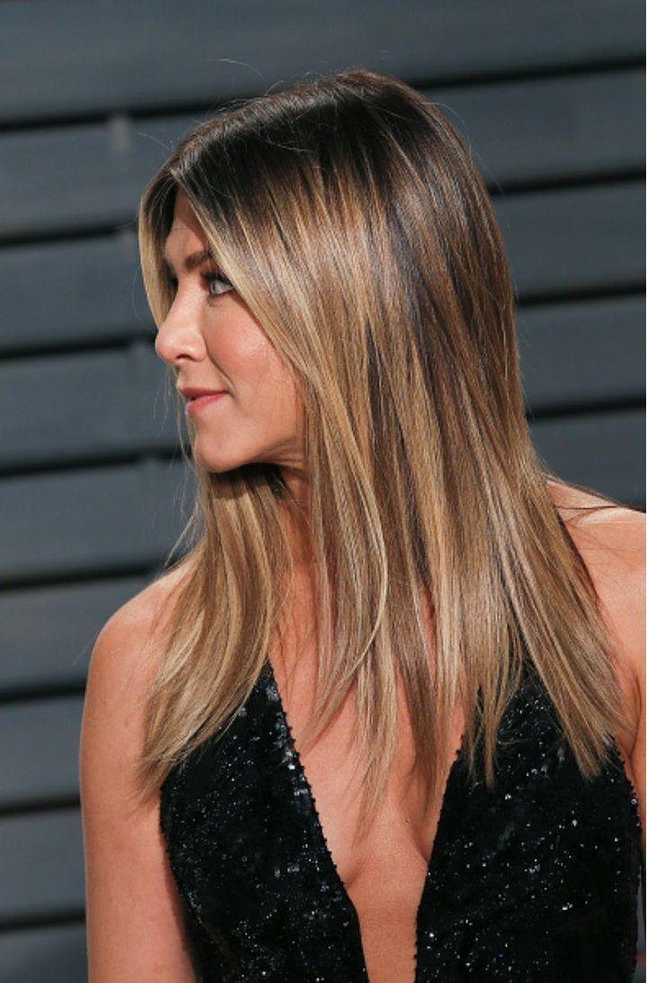 Jennifer Aniston Hair 2017 Hair Color Ideas And Styles For 2018