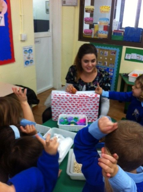 Great science activity for Early Years or Year 1, have a look at this Blog for more details. Which materials will stop Humpty Dumpty breaking when he falls off the wall? Lots of opportunities for prediction and discussion