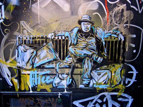 Street Art by Alicè