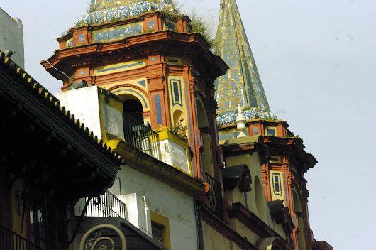 Sevilla - Plaza del Salvado