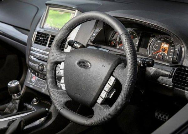 2014 FPV GT-F 351 Front Interior