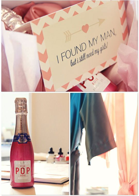 Beautiful Presents For Her Part - 28: @Kristie Marie And Her Beautiful Presents Asking Her Girls To Be Her  Bridesmaids!