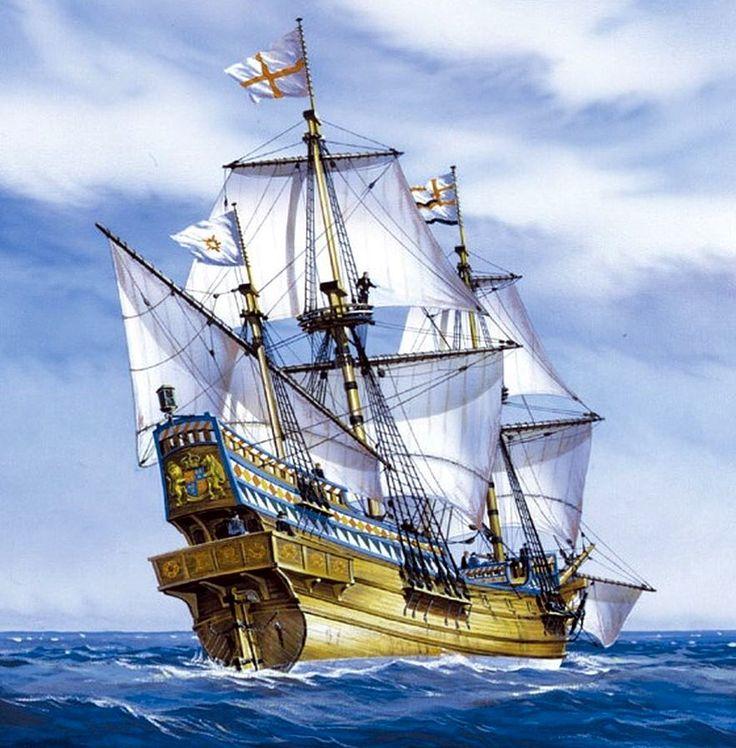1512 Mary Rose babor 1567 Adler von Lübeck - Olaf Rahardt - Revell 1577 Golden Hind - Heller 1588 Galeón español San Mateo - Modelist Galeón español - Olaf Rahardt - Revell 1512 Mary Rose...