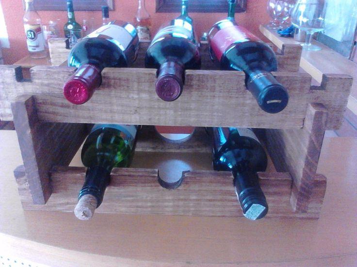adega porta vinhos modular vintage